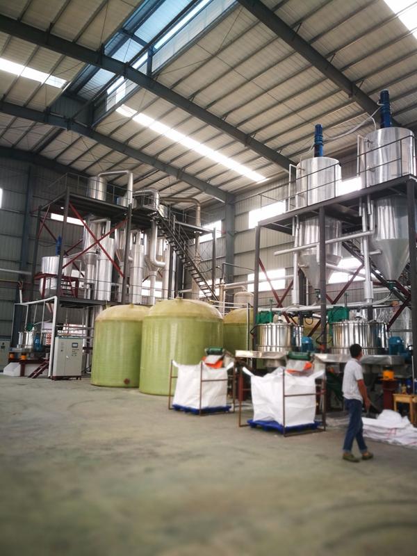 碳酸锂三效蒸发器
